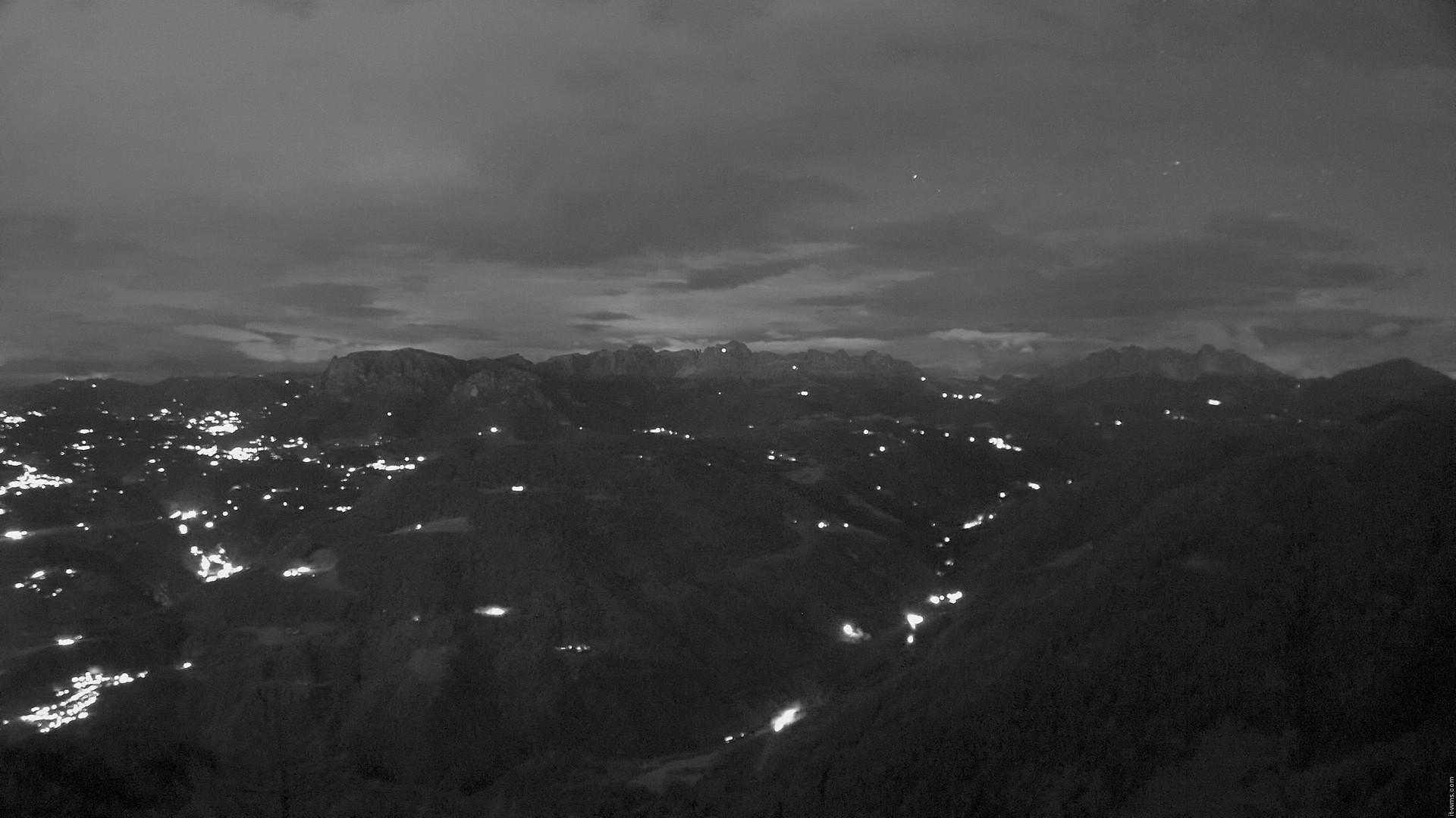 Val d'Ega - Tischenwarte